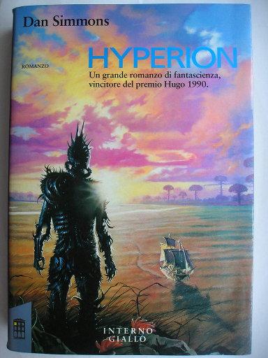 Hyperion di Dan Simmons
