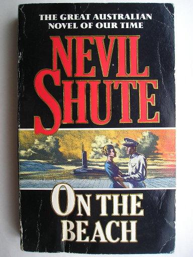 L'ultima spiaggia di Nevil Shute (edizione britannica)