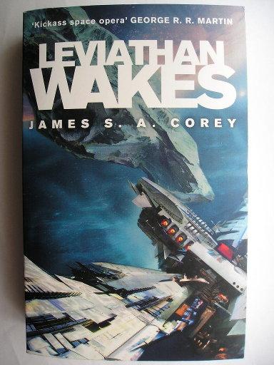 Leviathan. Il risveglio di James S.A. Corey (edizione britannica)