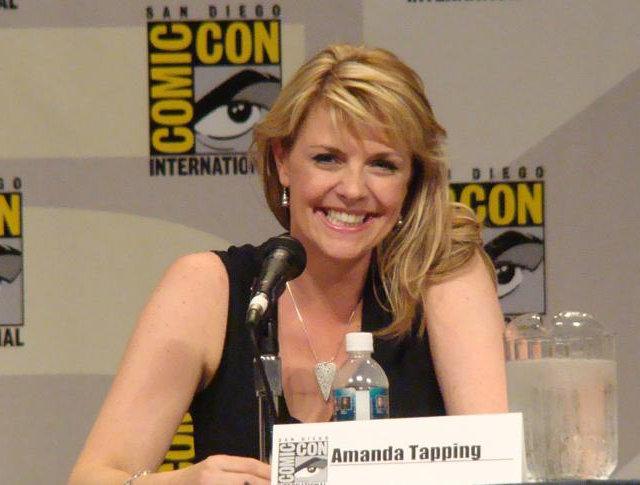 Amanda Tapping alla Comic Con 2007