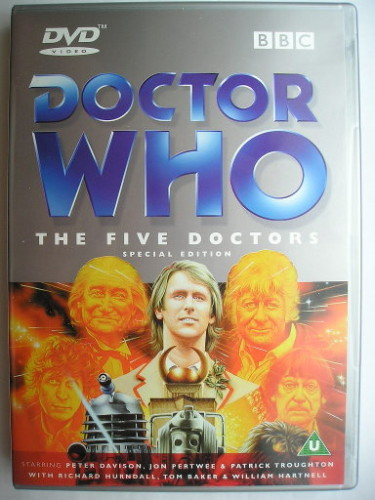 Doctor Who - The Five Doctors Special Edition