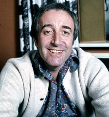 Peter Sellers nel 1973