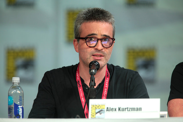 Alex Kurtzman alla San Diego Comic Con International del 2014