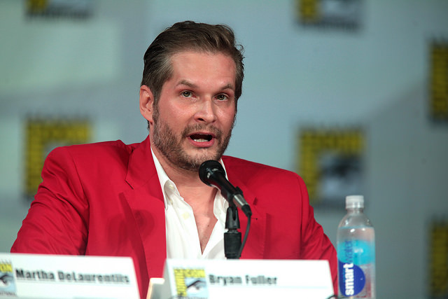 Bryan Fuller alla San Diego Comic Con International del 2014