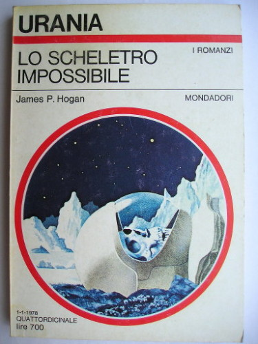 Lo scheletro impossibile di James P. Hogan