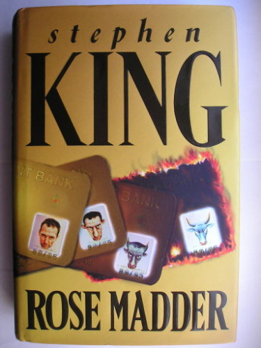 Rose Madder di Stephen King