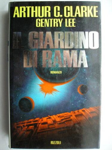 Il giardino di Rama di Arthur C. Clarke e Gentry Lee