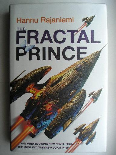 The Fractal Prince di Hannu Rajaniemi