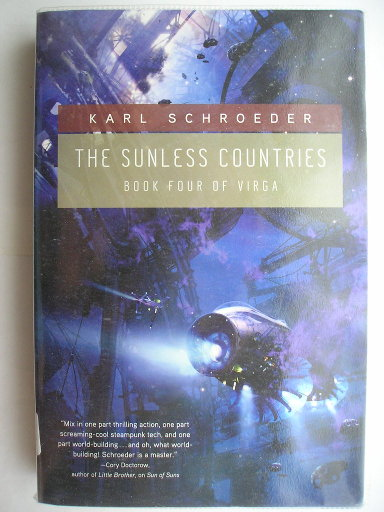 The Sunless Countries di Karl Schroeder