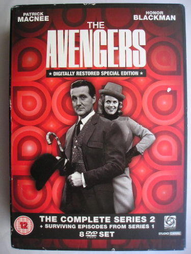 Cofanetto contenente gli episodi della seconda stagione e quelli disponibili della prima di Agente Speciale