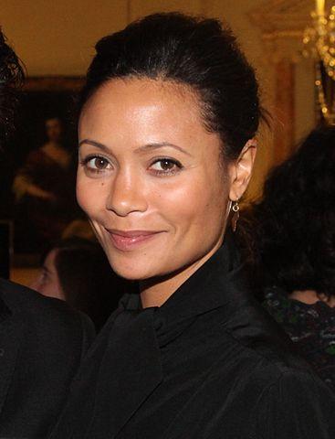 Thandie Newton nel 2010