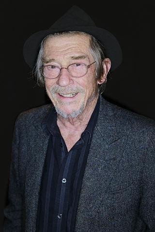 John Hurt nel 2015
