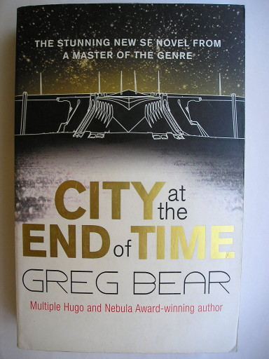 City at the End of Time di Greg Bear
