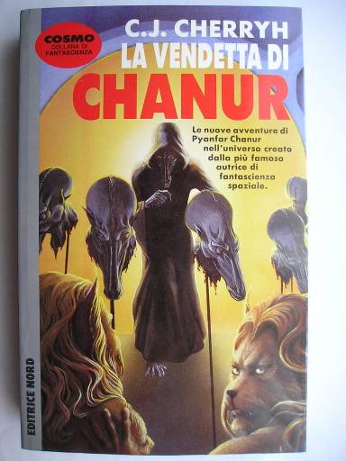 La vendetta di Chanur di C.J. Cherryh