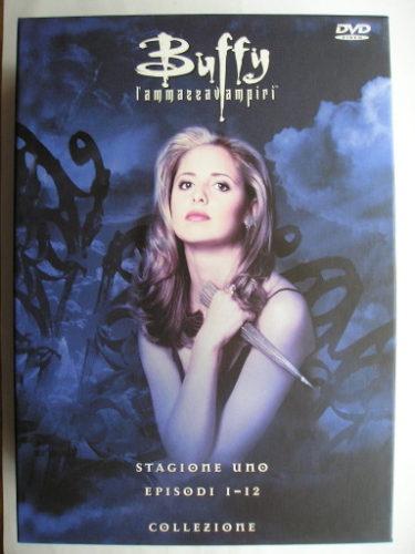 Il cofanetto di DVD della prima stagione di Buffy l'ammazzavampiri