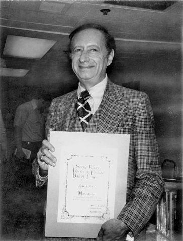 Robert Bloch nel 1976