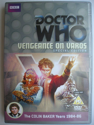 Doctor Who - Vengeance on Varos: Special Edition