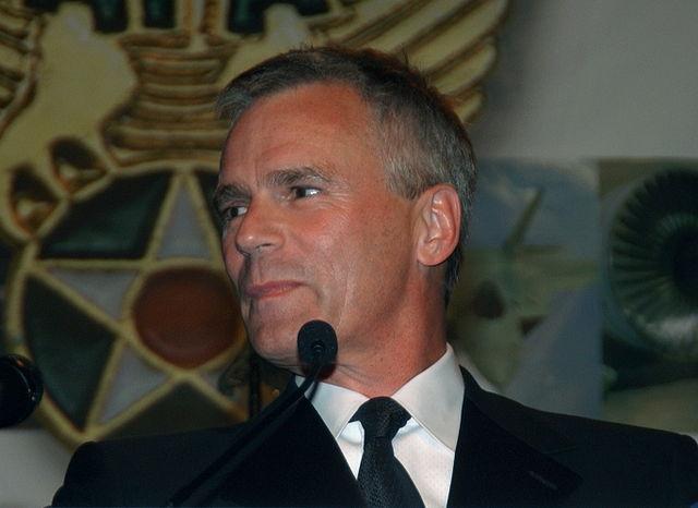Richard Dean Anderson nel 2004