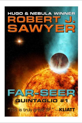 Occhi nello spazio di Robert J. Sawyer
