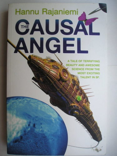 The Causal Angel di Hannu Rajaniemi