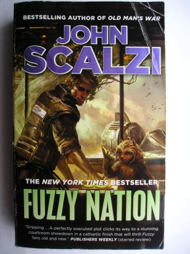 Fuzzy Nation di John Scalzi