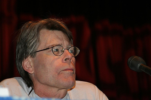 Stephen King nel 2007
