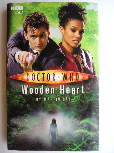 Wooden Heart di Martin Day