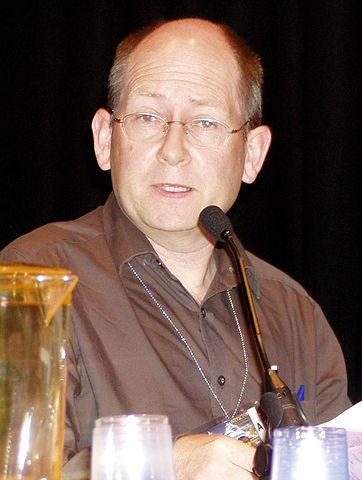 Stephen Baxter nel 2005
