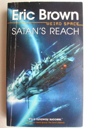 Satan's Reach di Eric Brown