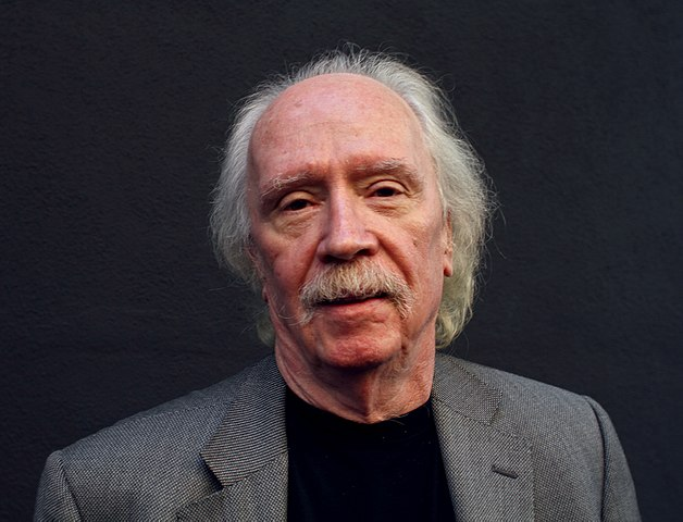 John Carpenter nel 2010
