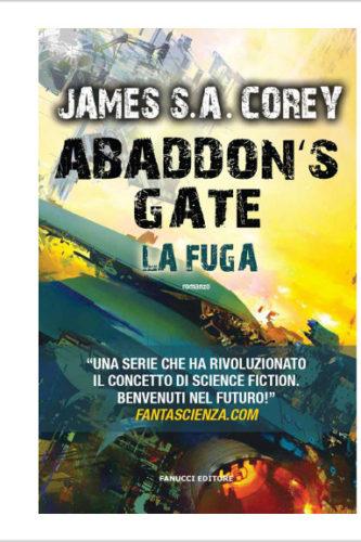 Abaddon's Gate - La fuga di James S. A. Corey