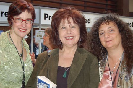 Nancy Kress tra Delia Sherman ed Ellen Datlow