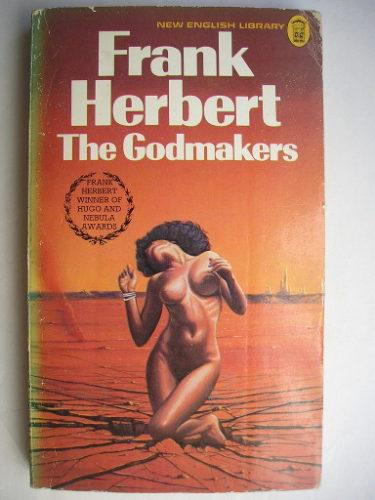 Creatori di dei di Frank Herbert (Edizione inglese)