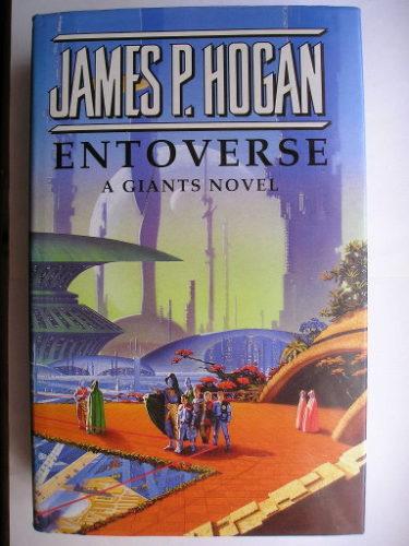 Entoverse di James P. Hogan (edizione britannica)