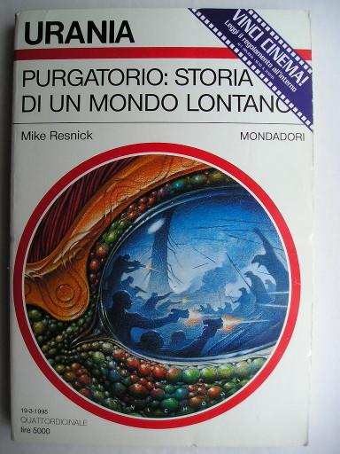 Purgatorio: storia di un mondo lontano di Mike Resnick