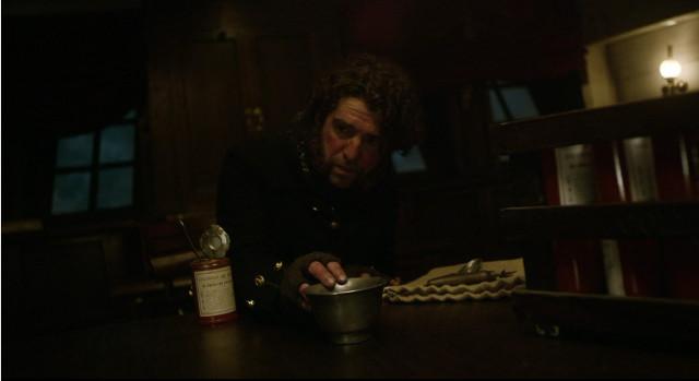 Il dottor Henry Goodsir (Paul Ready) in Primo colpo vincente, ragazzi (Immagine cortesia AMC Studios / Amazon. Tutti i diritti riservati)