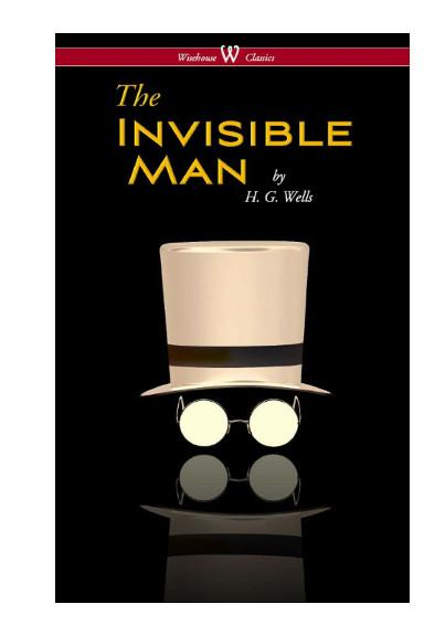 L'uomo invisibile di H.G. Wells