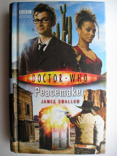 Peacemaker di James Swallow