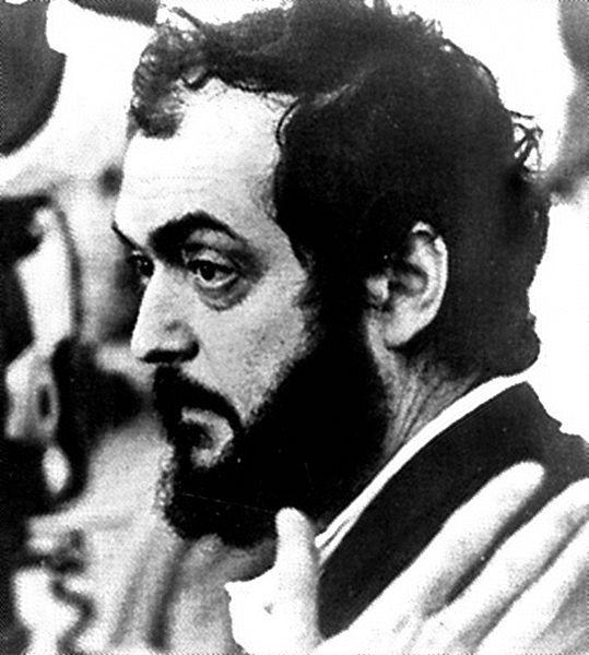 Stanley Kubrick nel 1971