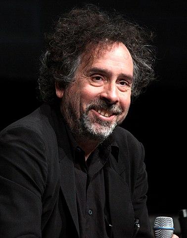 Tim Burton nel 2012