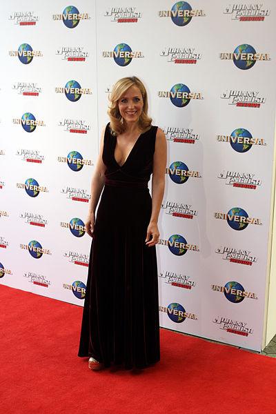 Gillian Anderson nel 2011