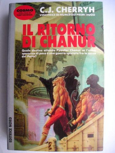 Il ritorno di Chanur di C.J. Cherryh