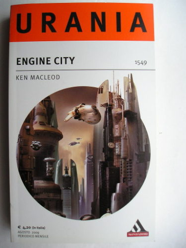 Engine City di Ken MacLeod