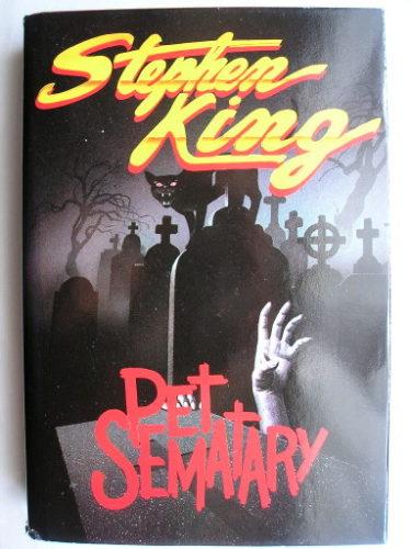 Pet Sematary di Stephen King
