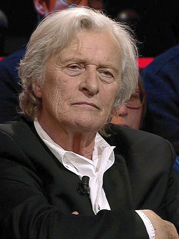 Rutger Hauer nel 2018