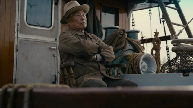 Nobuhiro Yamato (George Takei) in Un passero in un nido di rondini (Immagine cortesia AMC Studios / Amazon. Tutti i diritti riservati)