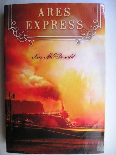 Ares Express di Ian McDonald (edizione americana)