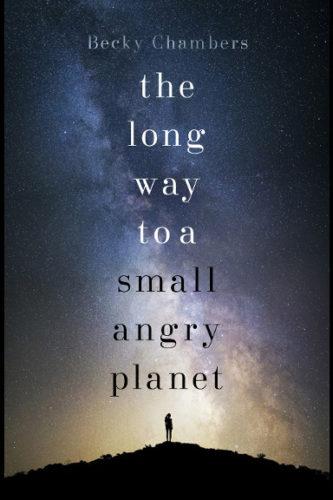 The Long Way. Il lungo viaggio di Becky Chambers (Edizione britannica)