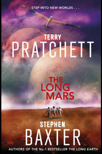 The Long Mars di Terry Pratchett e Stephen Baxter