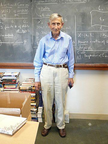 Freeman Dyson nel 2007